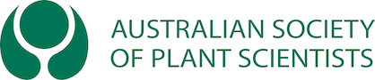 Logo of the Australian Society of Plant Scientists